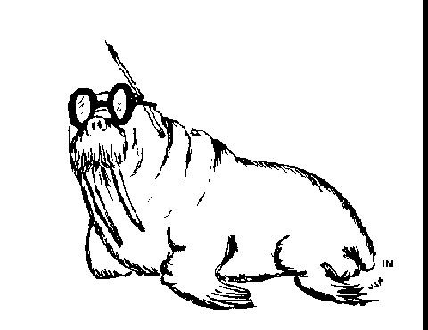 The Walrus Says